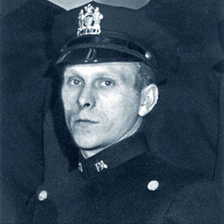 Police Officer Bertram Winkler