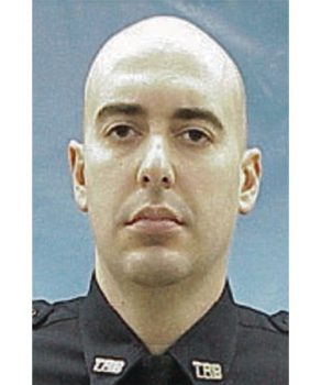 Police Officer Antonio Jose Rodrigues
