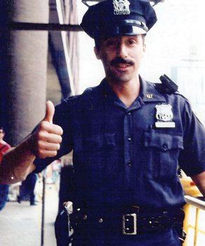 Police Officer John Mark Cortazzo