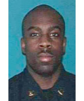 Police Officer Uhuru Gonja Houston