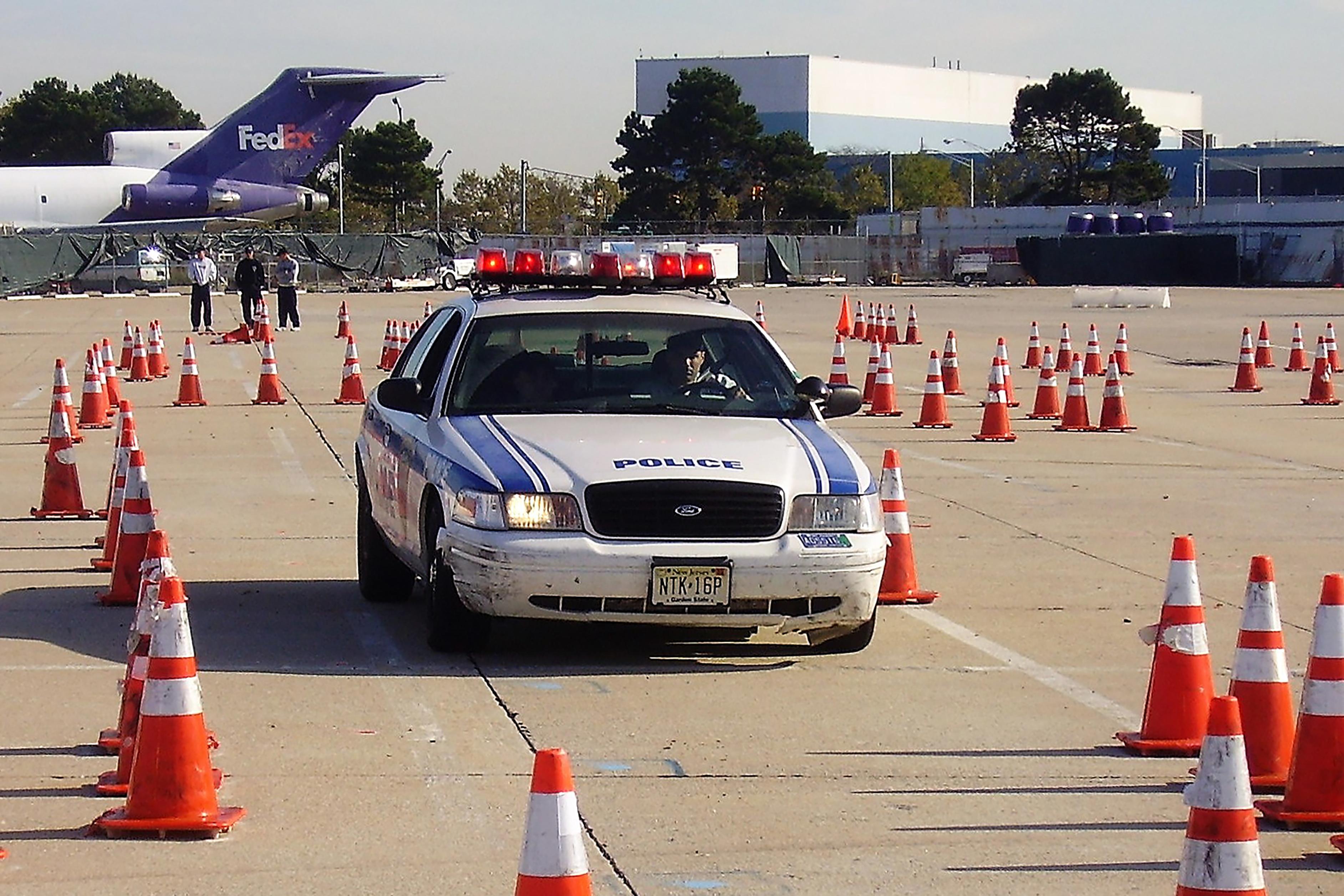 2007 Car Course
