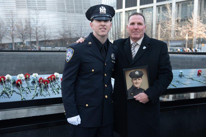 Port Authority Police Officer Bryan Donovan